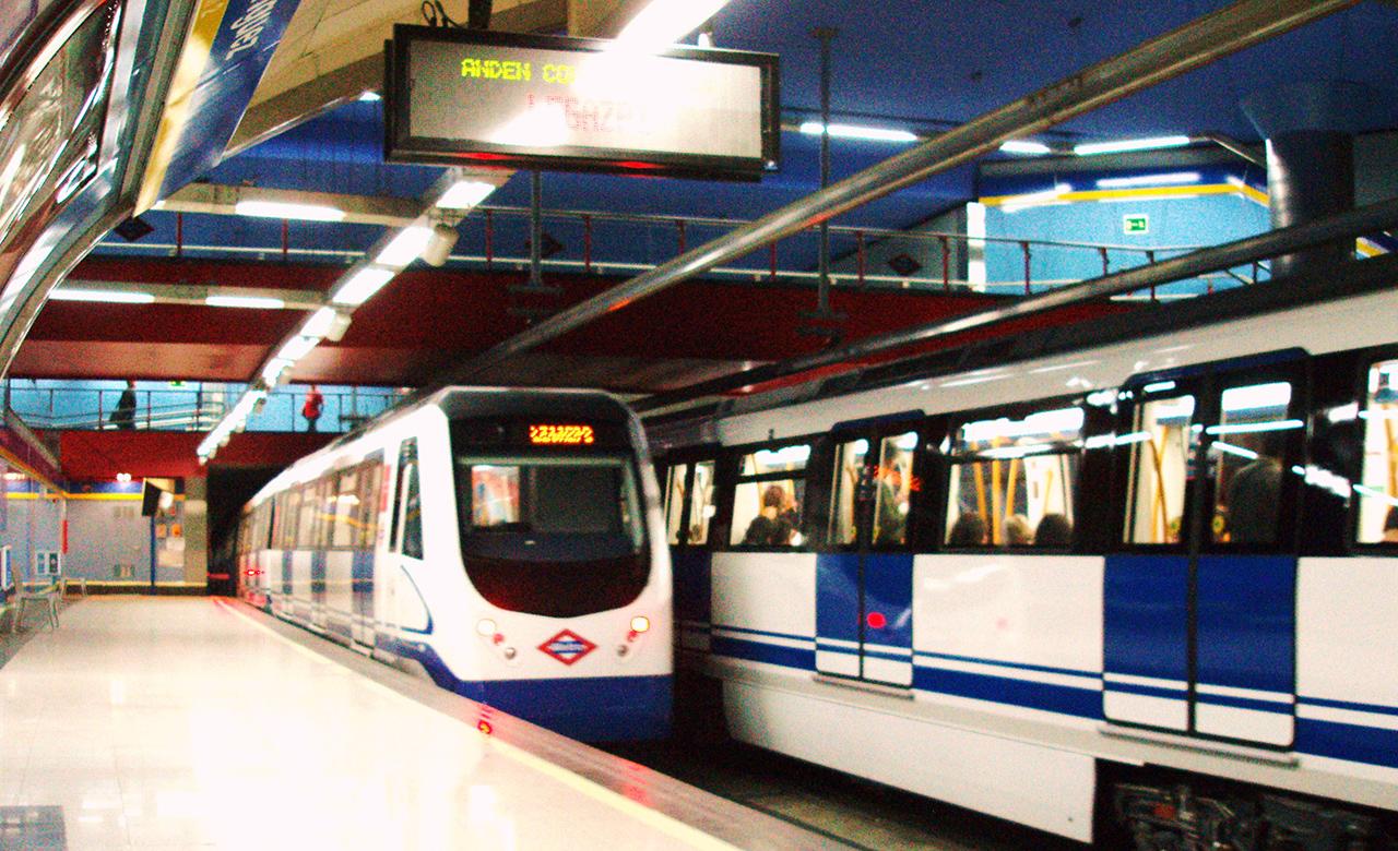 Cómo moverte por el metro de Madrid