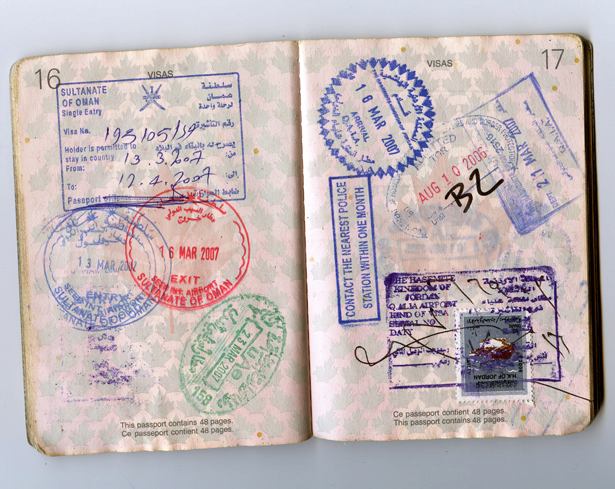 Travel Documents Necessary to Come to Spain