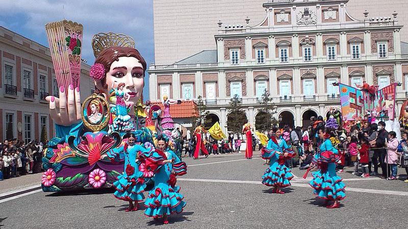 Tradiciones de carnaval en España
