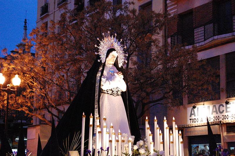 Lugares donde disfrutar Semana Santa en España