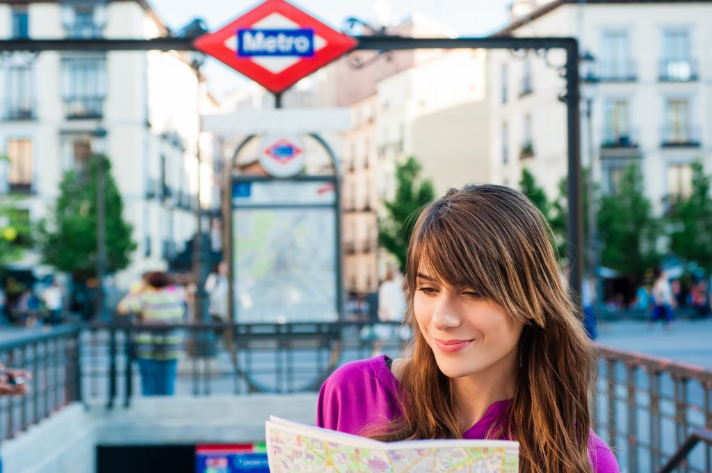 ¿Cómo buscar alojamiento en Madrid?