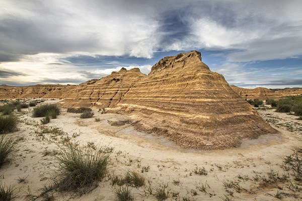 Game of Thrones in Spain Bardenas Reales
