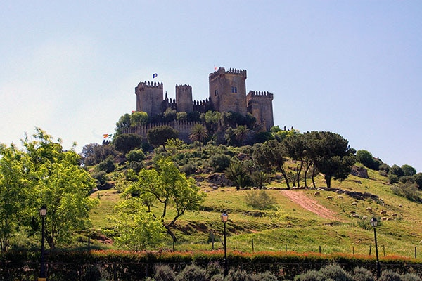 Game of Thrones in Spain Castillo Almodovar