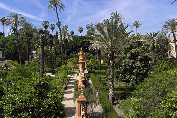 Game of Thrones in Spain Real Alcazar Sevilla