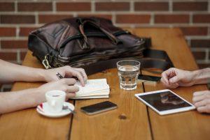 Small talk office