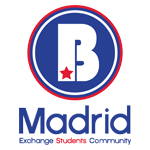 Be Madrid logo