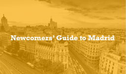 Free Madrid Guide - Newcomer's guide to Madrid