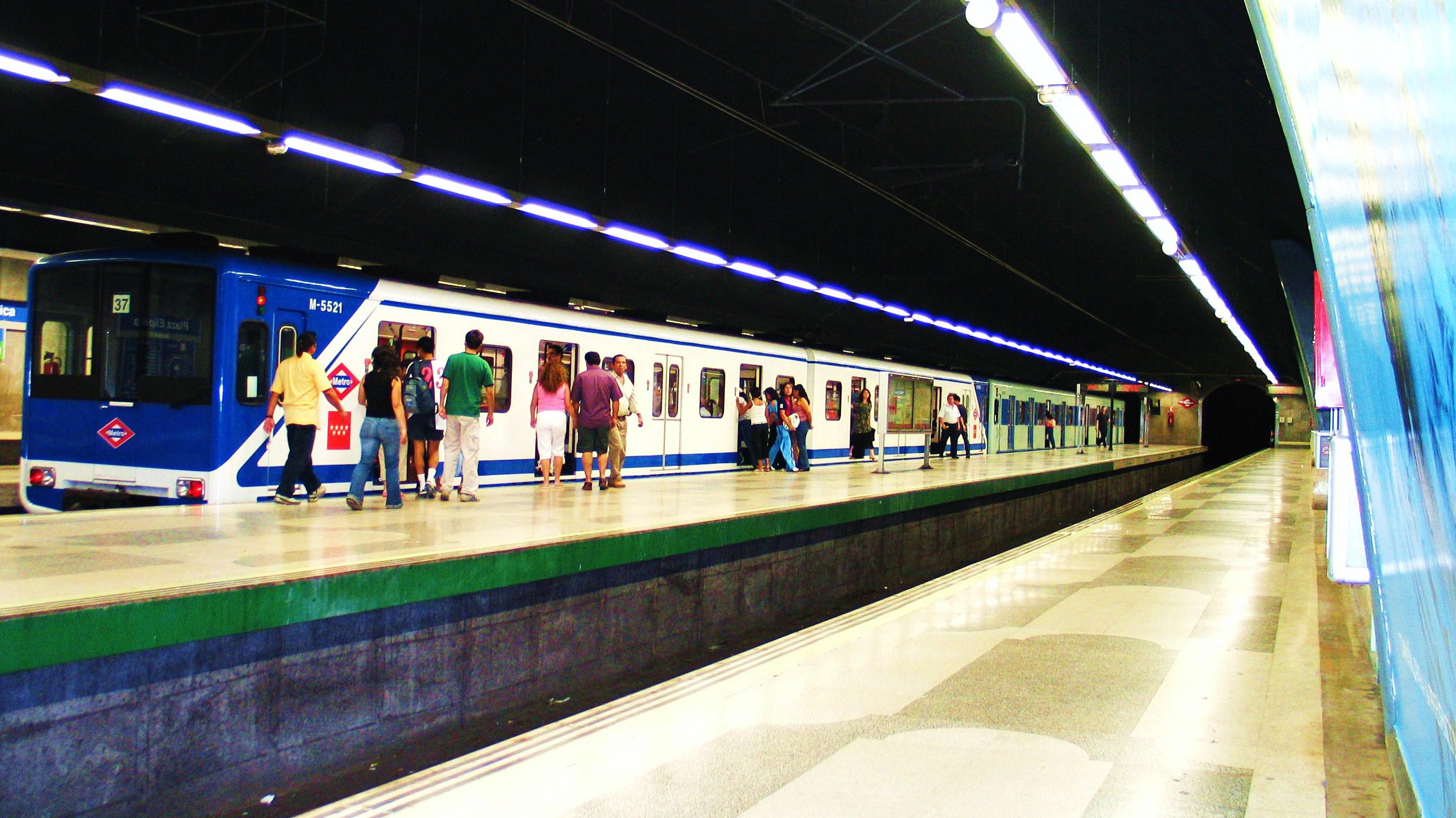 Conoce el transporte público de Madrid