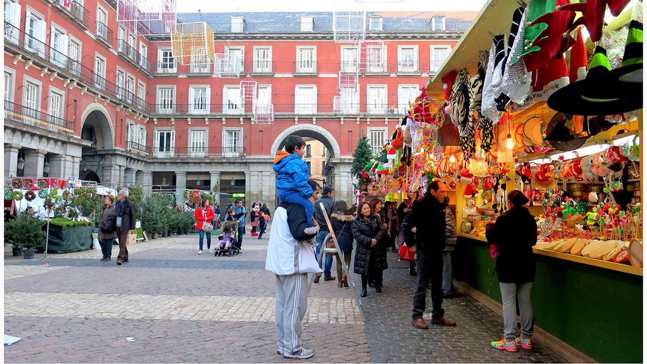 Mercadillos navide os en madrid lae madrid spanish for Mercadillos navidenos madrid