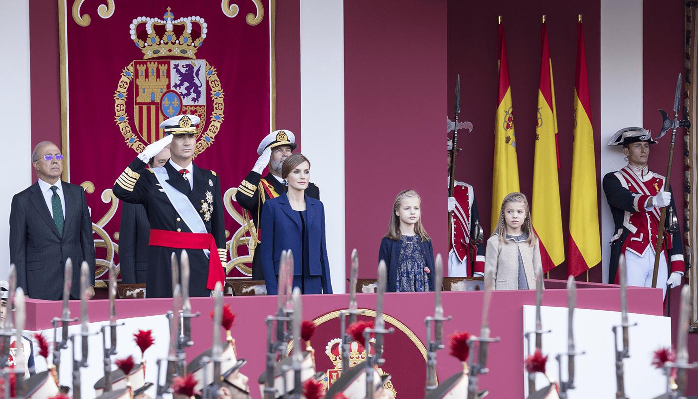 ¿Quién es quién en la Familia Real?
