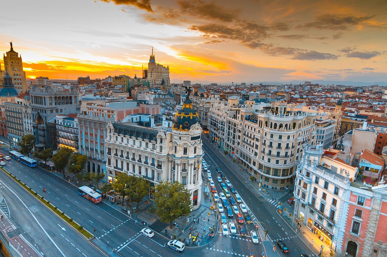 Los 15 sitios de interés turístico que hay que ver en Madrid