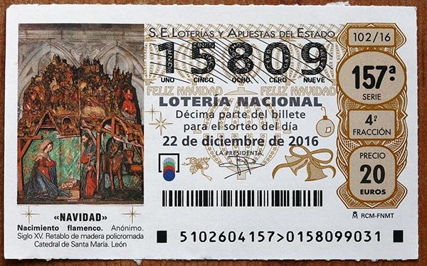 Lotería_Nacional,_ Navidad en España