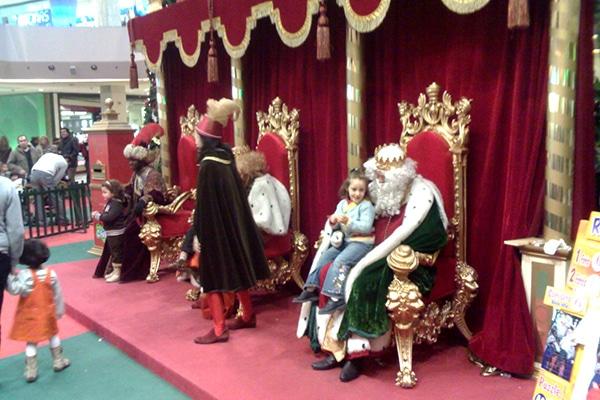 Reyes Magos Navidad en España