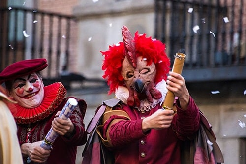 What to do in Madrid in 2018 Carnaval