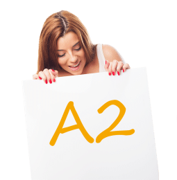 A2 Spanish level - Nivel A2 de español