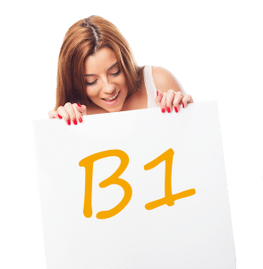 B1 Spanish level - B1 Nivel de español