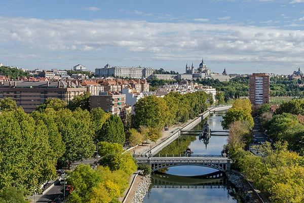 Casa de Campo Sitios en Madrid para disfrutar de la primavera