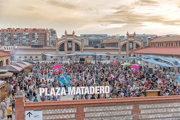 Matadero Sitios en Madrid para disfrutar de la primavera