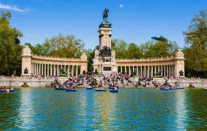 Sitios para disfrutar de la primavera en Madrid