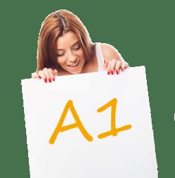 A1 Spanish level - Nivel A1 de español