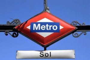 Metro Underground Transport Madrid