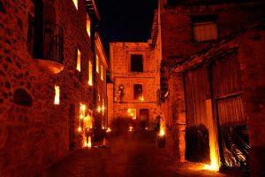 Noches de las velas en Pedraza
