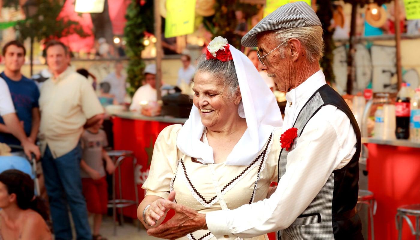 Agosto – un mes de fiestas populares en Madrid