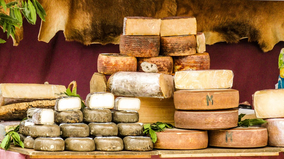 Los mejores quesos en España