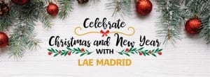 Christmas Pack for Spanish classes at LAE Madrid