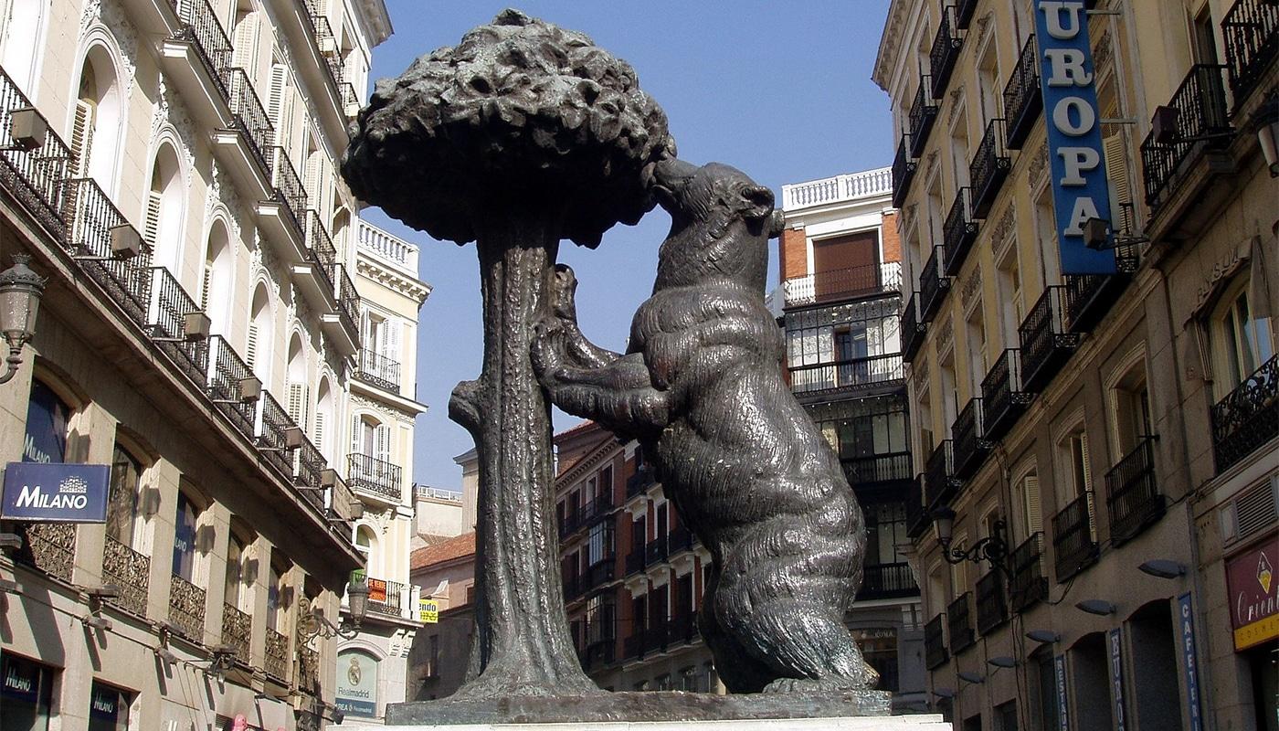 «El Oso y el Madroño»: Símbolo de Madrid