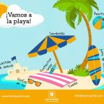 Vocabulario: Playa