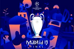 UEFA Champions League Final in Madrid