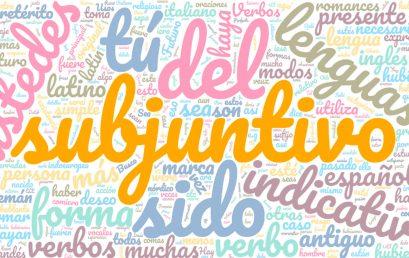 Verifica tu conocimiento del Subjuntivo en español