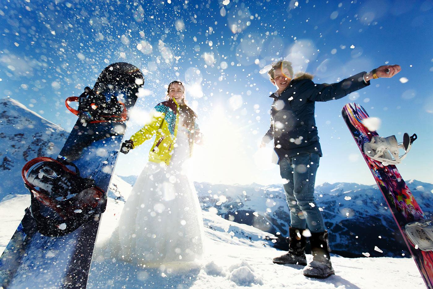 Sitios para esquiar en España