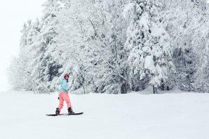 esquiar en España
