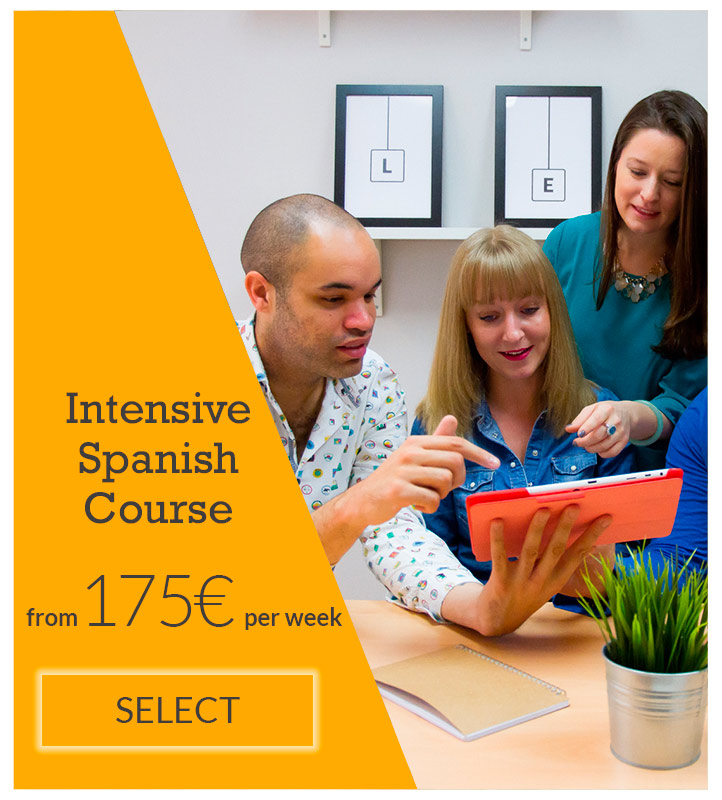 Intensive Spanish COurse in Madrid