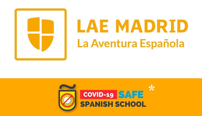 Coronavirus Measures at LAE Madrid