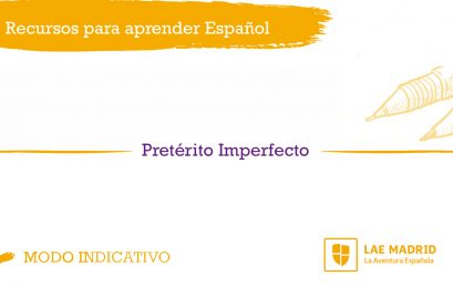 Pretérito Imperfecto en español
