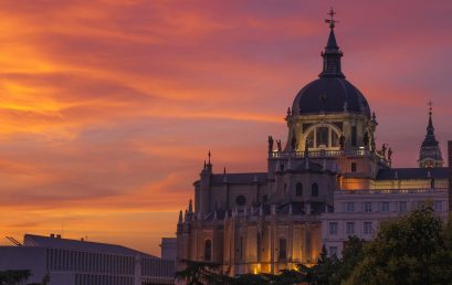 Best places to catch the sunset in Madrid